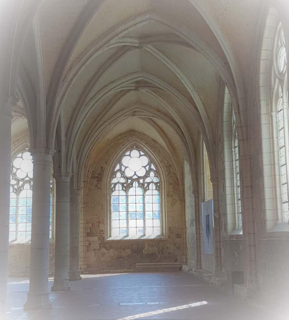 Séminaire de l'équipe de l'Institut Pierre Thirault à l'Abbaye de Reigny près de Vézelay
