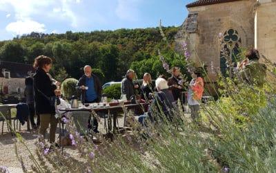 Séminaire Institut Pierre Thirault à l'Abbaye de Reigny en Bourgogne